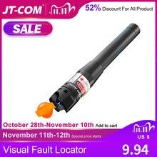 Localizador de fallas visuales de 10mW 30mW/20mW/10mW/1mW probador de Cable de fibra óptica 5km 10km 30 km VFL envío gratis