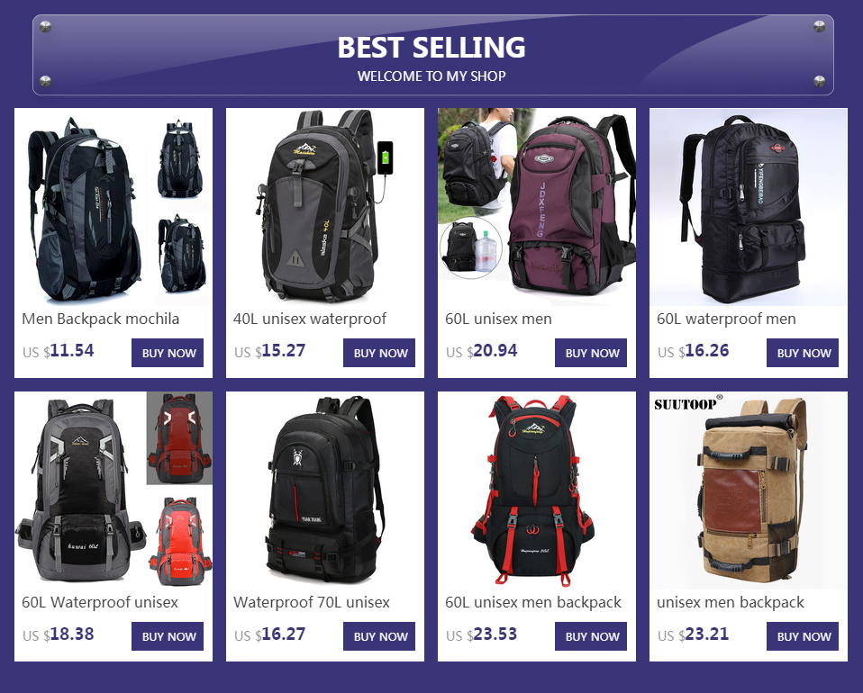 Dollar Perjalanan Outdoor Ransel 41