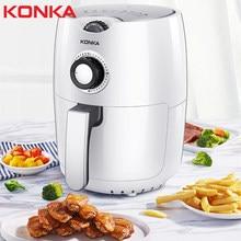 KONKA Intelligent Automatic Capacity Electric Popcorn Machine Household Air Fryer Multi Function Oven Smoke Oil Free