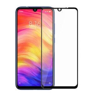Image 2 - MOFi Glas für Red mi Hinweis 8 8Pro 8T 7 7pro Full Screen Protector Note 10 8 7 6 5 Pro für Xiao mi mi Note10 Note6 Gehärtetem Film
