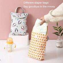 Backpack Diaper-Organizer Nappy Mummy-Bag Baby Waterproof Multifunctional Big-Capacity