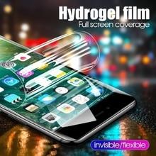 Screen Protector Hydrogel Film For Vivo Y11 Y19 2019 Y17 Y12 Y15 Y3 Y5s IQOO 3(5G) Z5 Z6 S6 X30 V17 Pro U10 U3X Protective Film 10pcs 6d temper glass for vivo v17 x30 pro y11 z6 screen protector tempered glass for vivo s6 iqoo 3