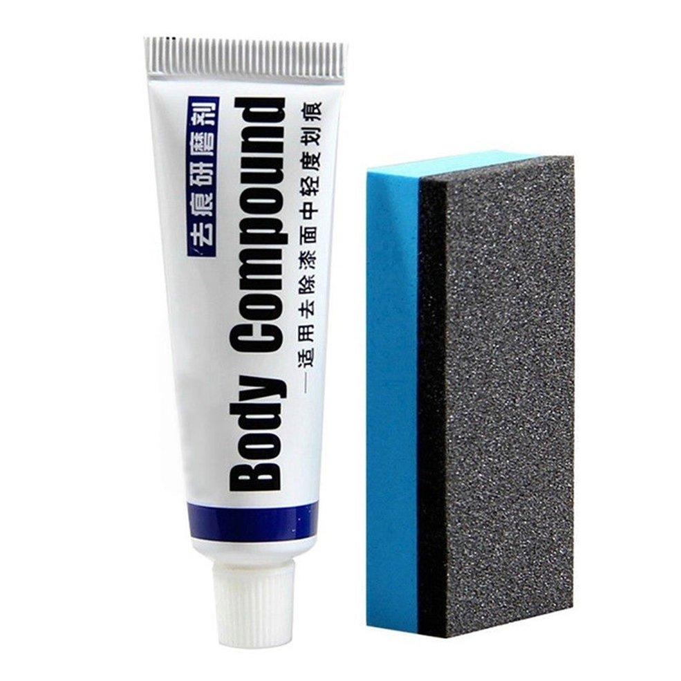 Car Scratch Repair Kit Auto Body Compound Polishing Grinding Paste Paint Care Set Auto Accessories Car Wax