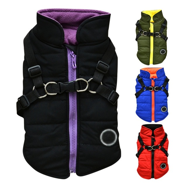 Dog Vest With Harness