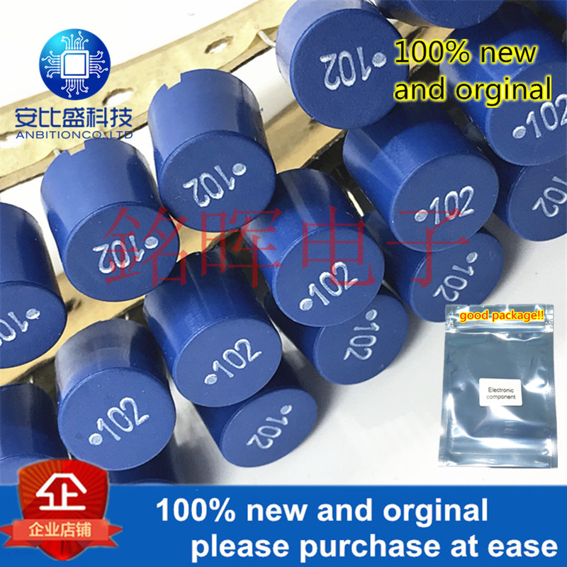 10pcs 100% New And Orginal TSL1112RA-102JR50-PF 1MH 1000UH 0.5A 11X12 In Stock