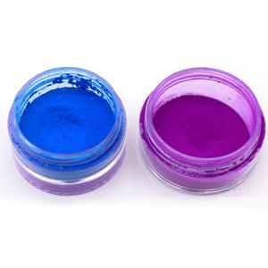 Тени для век матовые минеральные блестки порошок для ногтей мерцающие блестящие тени для век 6 цветов Смешанная неоновая пудра