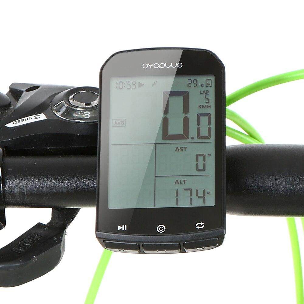 Smart sans fil vélo ordinateur vélo GPS BT 4.0 ANT + vélo ordinateur rétro-éclairage numérique IPX6 compteur de vitesse précis pour vélo