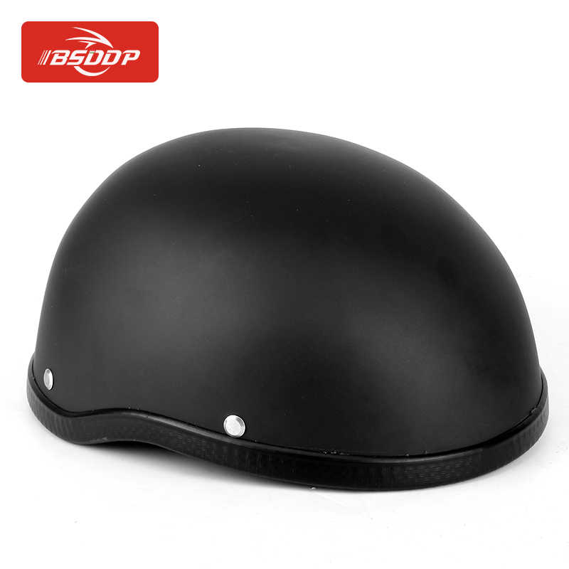 reasonable price outlet cheap prices Motorcycle Helmet Open Face Moto Helmet Vintage Retro Style Casco ...