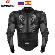 HEROBIKER Motorcycle-Jacket Motorbike-Protection Motocross Riding Full-Body Size-S-5xl