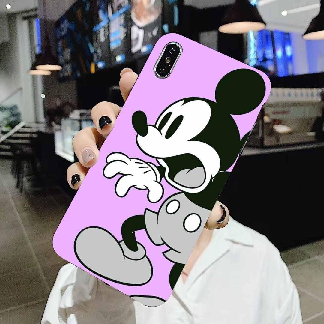 Touch 6 dise/ño de Minnie Mouse Carcasa de silicona suave para iPod Touch 5 Touch 7
