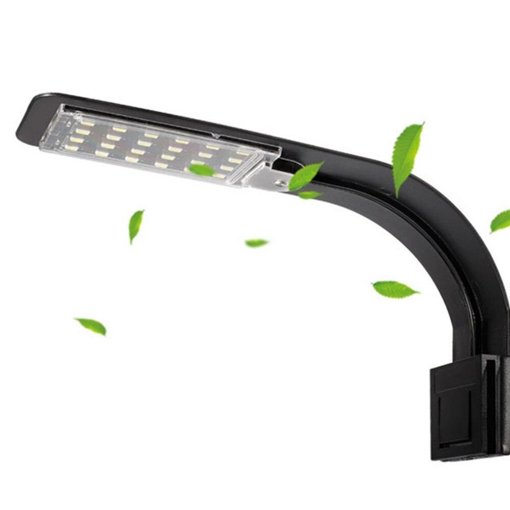 LED Light Energy-Saving Lamp Ultra Thin Aquarium Fish Tank High Power X5 High Brightness 5730  Decorative Light Spotlight