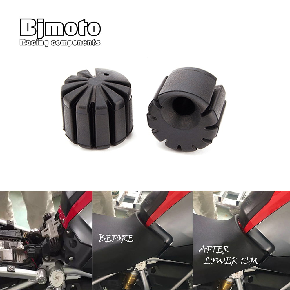 2*Rider seat lowering kit For BMW K1600// GT R1200GS LC ADV S1000XR R1200RT R1250