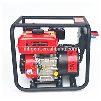 Inversor de máquina de soldadura eléctrica de 3,5 kW y 5 kW, generador de gasolina a precio