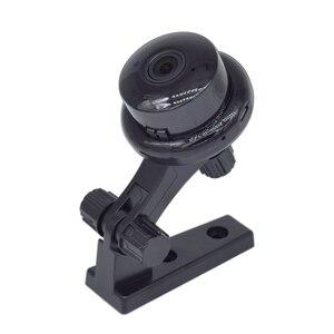 Image 2 - AOUERTK 90/180 Degree Camera720P Two Way Audio SD Card Slot WiFi  night vision Video IP Camera WiFi Mini CCTV