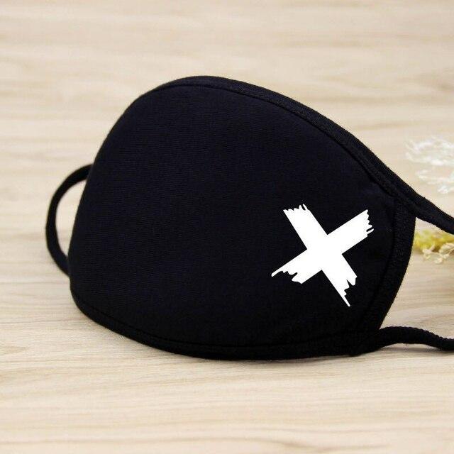 1pcs fashion Cotton face Masks Respirator Keep Warm Cartoon Cute Mask masks Washable Reusable Unisex 1