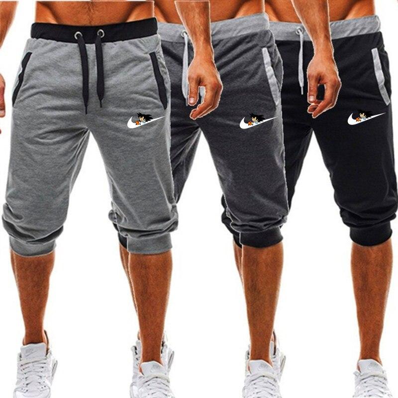 Casual Shorts Jogger Dragon-Ball-Goku Summer Sweatpants Fashion New Print M-3XL Hot-Selling