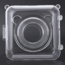 Transparente pc capa protetora saco carry caso para suporte de impressora de fotos peripage dropshipping