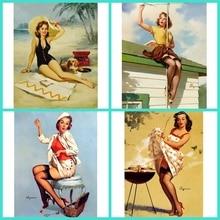 Marilyn Monroe Classic Retro Poster Bar Home Decor