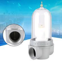 DN50 алюминиевый воздушный фильтр масляный фильтр сепаратор воды QSL-50 для промышленной жидкой системы воздушный фильтр масляный фильтр сепаратор воды