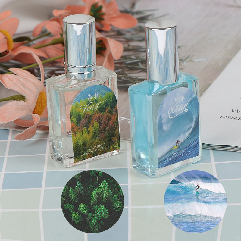 Mini Perfume Fresh Scent For Women Students With Beautiful Bottle And Gift Box Portable In Bag 15ml