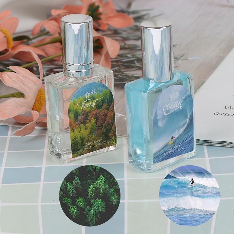 Mini Parfüm Frische Duft Für Frauen Studenten Mit Schöne Flasche Und Geschenk Box Tragbare In Tasche 15ml