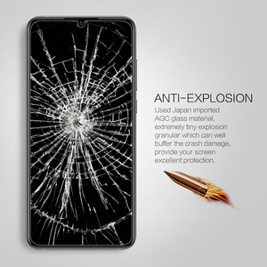 Image 4 - Voor Xiaomi Mi CC9E CC9 9E Mi A3 Glas NILLKIN Verbazingwekkende 9H Screen Protector voor Xiaomi Mi 9 Lite Gehard Glas