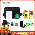 FIRECORE 12 линий 3D F93T-XR F93T-XG красный/зеленый лазерный нивелир + приемник/l-образный кронштейн/3 м штатив-Трипод