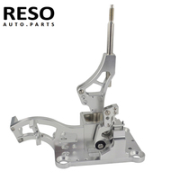 Billet Shifter Box Gear Shift Knob Manual Spherical  For Acura RSX / K Series Engine Swapped EG EK DC2 EF