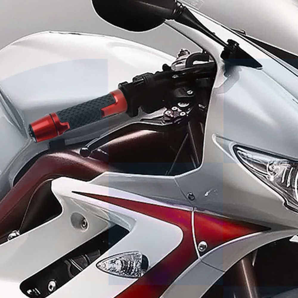 For SUZUKI BURGMAN AN125 AN250 AN400 AN650 AN 650 Burgman 400 650 125 200 Motorcycle scooter Handlebar Handle end Grips cover