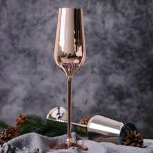 Wedding wine champagne cup flute goblet crystal glass party wine set dinner wine set cup
