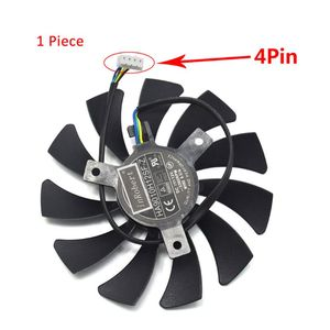 85 мм HA9010H12F-Z 4Pin кулер вентилятор Замена для MSI GTX 1060 OC 6G GTX 960 83XB