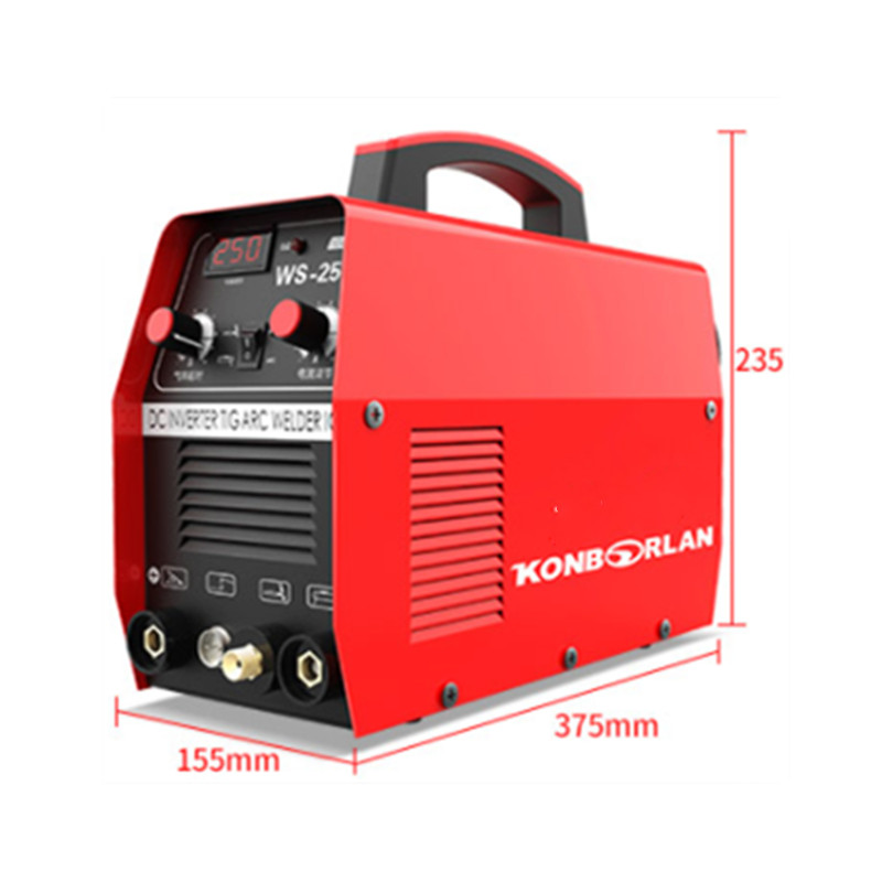 Welding Machine Inverter Arc Welding Machine WS-250 Argon Arc  Household Small 220V Welding Inverter