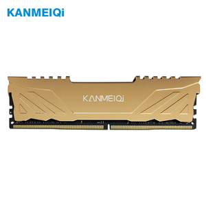KANMEIQi DDR4 4GB 8GB 16GB 2133mhz 2400 2666MHz ram Desktop Memory with Heat Sink dimm 1.2V compatible motherboard ddr4 288pin