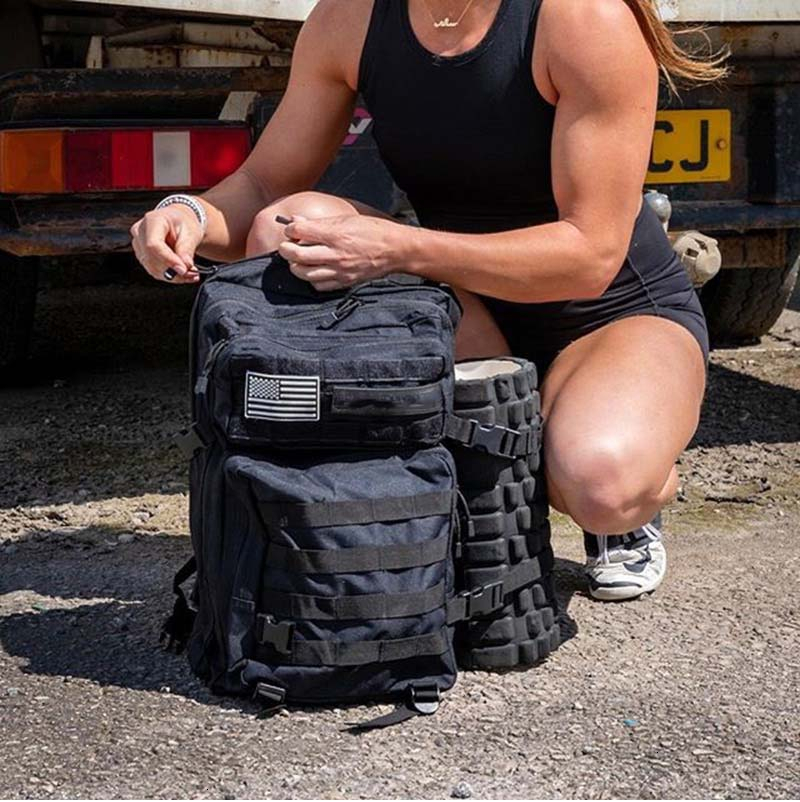 trekking fitness mochila homem mulher à prova