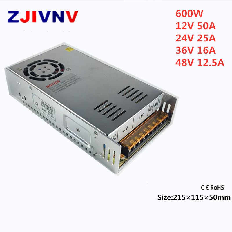 スイッチング電源光トランス 10 ワット 1500 ワットac 110 v 220 dc 5 v 12 v 24 v 48 led cctv高品質