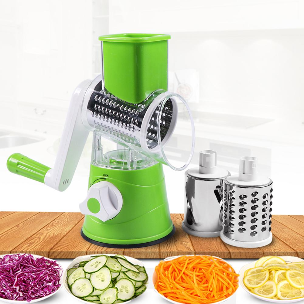 Multi-functional Manual Vegetable Fruit Cutter Slicer Grater Chopper Safe Kitchen Gadgets Easy To Use Grinding The Foods Your Wa