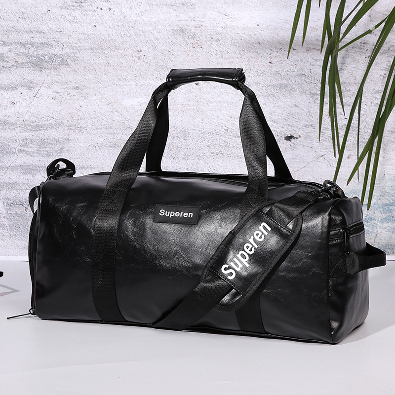 High-capacity Shoulder Bag Korean Messenger Bag Shoe Bag Tide Sports Bag Fitness Travel Bag