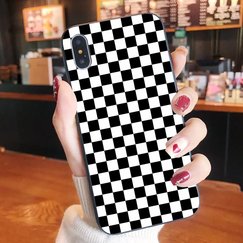 Black and White Chess Board New Arrival (1)