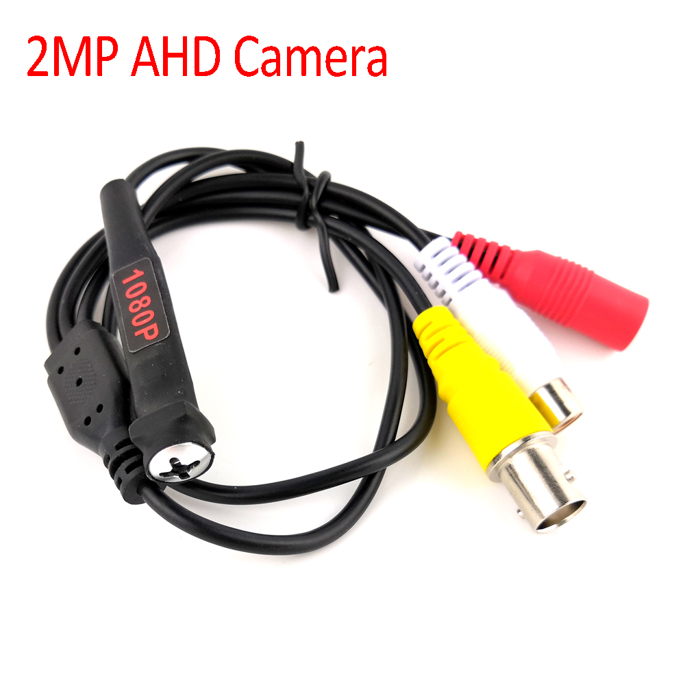 2MP HD AHD Seucrity Camera Mini 1080P Small CCTV Video Surveillance Camera For AHD DVR System