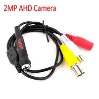 2mp hd ahd seucrity câmera mini 1080 p pequeno cctv câmera de vigilância de vídeo para ahd dvr sistema|Câmeras de vigilância| |  -
