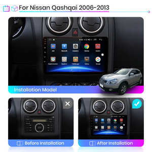 Image 3 - Junsun V1 Android 10.0 2GB + 32GB DSP CarPlayรถวิทยุMultimidia Video Player GPSสำหรับNissan Qashqai 1 J10 2006 2013 2 Din Dvd