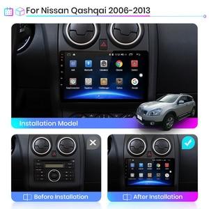 Image 3 - Junsun V1 Android 10.0 2GB + 32GB DSP CarPlay Radio samochodowe Multimidia odtwarzacz wideo GPS dla Nissan Qashqai 1 J10 2006 2013 2 din dvd