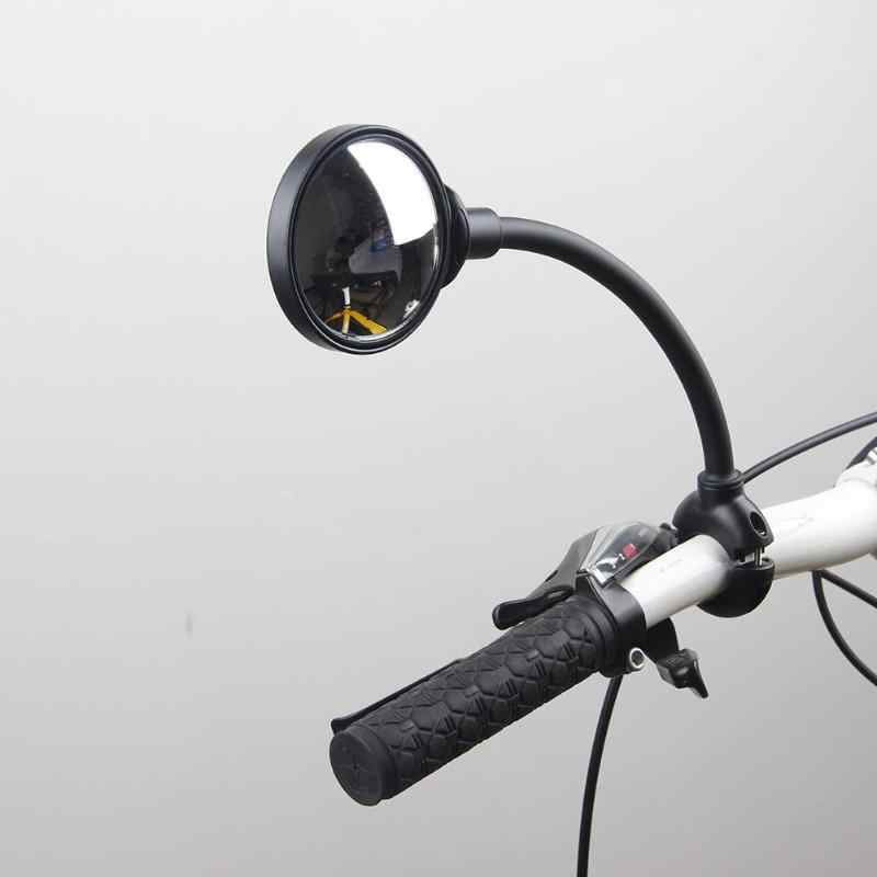 Attachment Bicycle Bikes Rear View Mirror Hose Adjustment Left//Right//1 Pair Part
