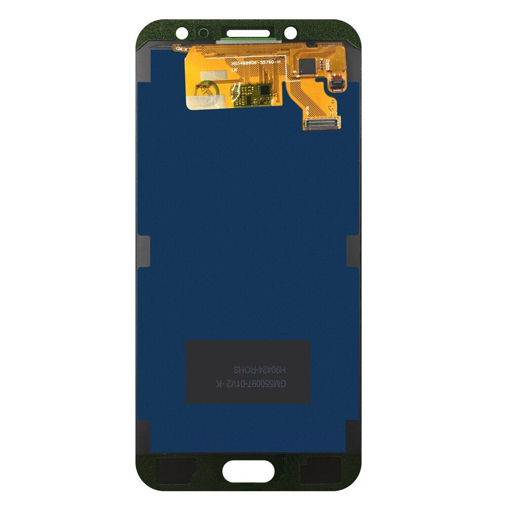 H9e4f1a5761b94360a38f9de980a694ff6 5.5'' Display for SAMSUNG Galaxy J7 Pro J730 LCD For SAMSUNG J7 2017 Display Touch Screen Digitizer J730F Adjustable
