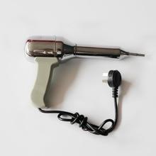 500 Вт Регулируемый температурный сварочный фонарь, Электрический фена, Универсальный тепловой пистолет, портативный сварочный паяльник