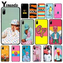 Yinuoda Tyler The Creator Cover Luxury Case For Iphone 5s Se 6 6s 7 8 Plus X Xs Max Xr 11 Pro Max Mobile Phone Accessories genuine leather phone case for iphone 11 11 pro max x xs max xr 7 8 plus 6 6s 7 plus se 2020 5s magnetic kickstand luxury cover