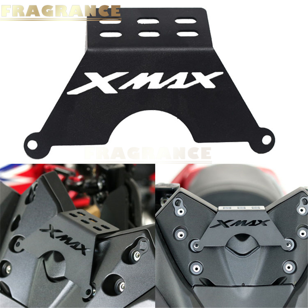 For Yamaha <font><b>XMAX</b></font> <font><b>Phone</b></font> <font><b>Holder</b></font> XMAX250 XMAX300 Stand <font><b>Holder</b></font> Smartphone <font><b>Phone</b></font> <font><b>Holder</b></font> Stand GPS Navigator Plate Bracket image