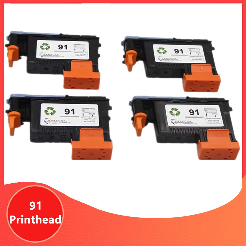Compatible For HP 91 Printhead C9460A C9461A C9462A C9463A Print Head For HP91 Designjet Z6100 Z6100ps Printer