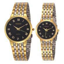 WOONUN 2020 новинка пара часы топ бренд роскошь золото ультра тонкие кварцевые часы женщины мужчины любители часы комплект валентинка подарок на заказ