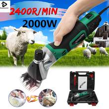 Clipper-Set Shearing Farm-Machine Electric-Hair-Clipper Sheep Wool Pruning Adjustable